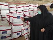 خدمات رسانی وزارت تعاون و کار و رفاه اجتماعی به شهر زلزلهزده سیسخت