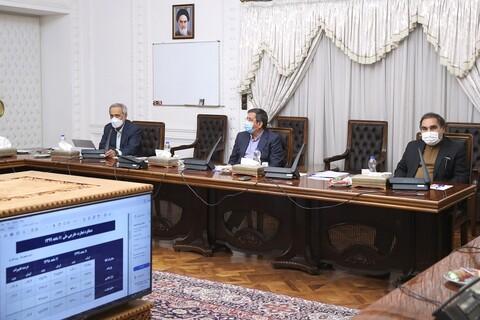 تصاویر/ جلسه ستاد هماهنگی اقتصادی دولت
