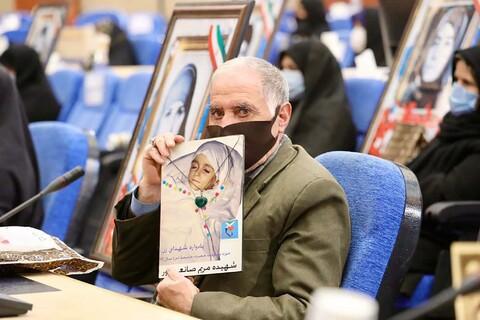 تصاویر /  یادواره زنان شهید، جانباز و آزاده استان همدان