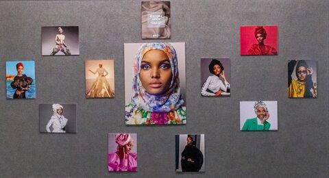 نمایشگاه عکس «پوشاک محجبه» و نشست آنلاین در اوماها