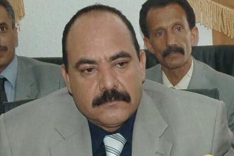 """وزير الدولة وعضو مجلس الوزراء في حكومة الإنقاذ الوطني في اليمن """"عبدالعزيز البكير"""""""