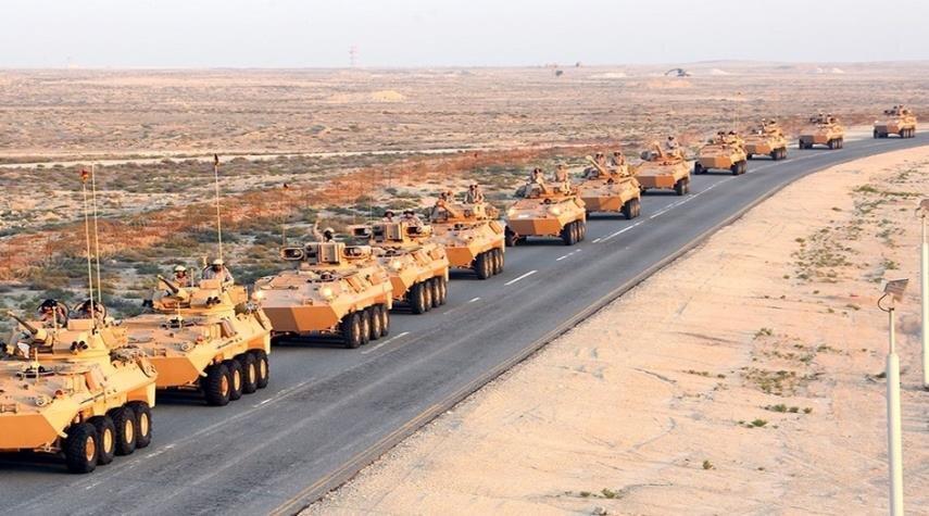 """نیروهای """"سپر جزیره"""" دشمن ملت بحرین هستند"""