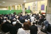 تصاویر / مراسم بزرگداشت مرحوم حجتالاسلام والمسلمین حامد ظاهری ( ابوماجد )