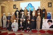فیلم | گردهمایی دبیران جهادی حوزههای علمیه سراسر کشور در قزوین