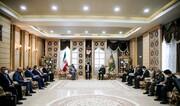 مشاور عالی وزیر کشور عراق با سردار «عبداللهی» دیدار کرد