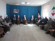 اعضای مجمع طلاب و فضلای تکاب انتخاب شدند