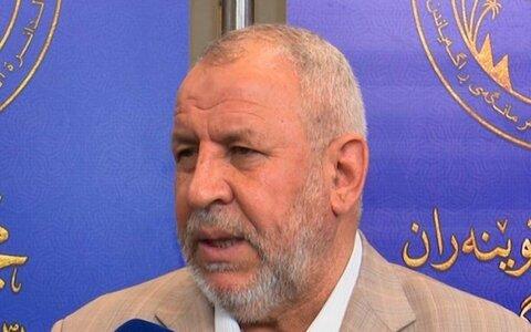 کریم علیوی عضو کمیته امنیت و دفاع مجلس عراق