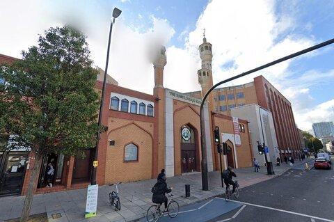 بازگشایی بزرگترین مسجد لندن با اعمال محدودیتهای جدید