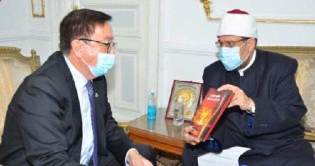 قزاقستان در همایش بین المللی گفتوگوی ادیان مصر شرکت می کند