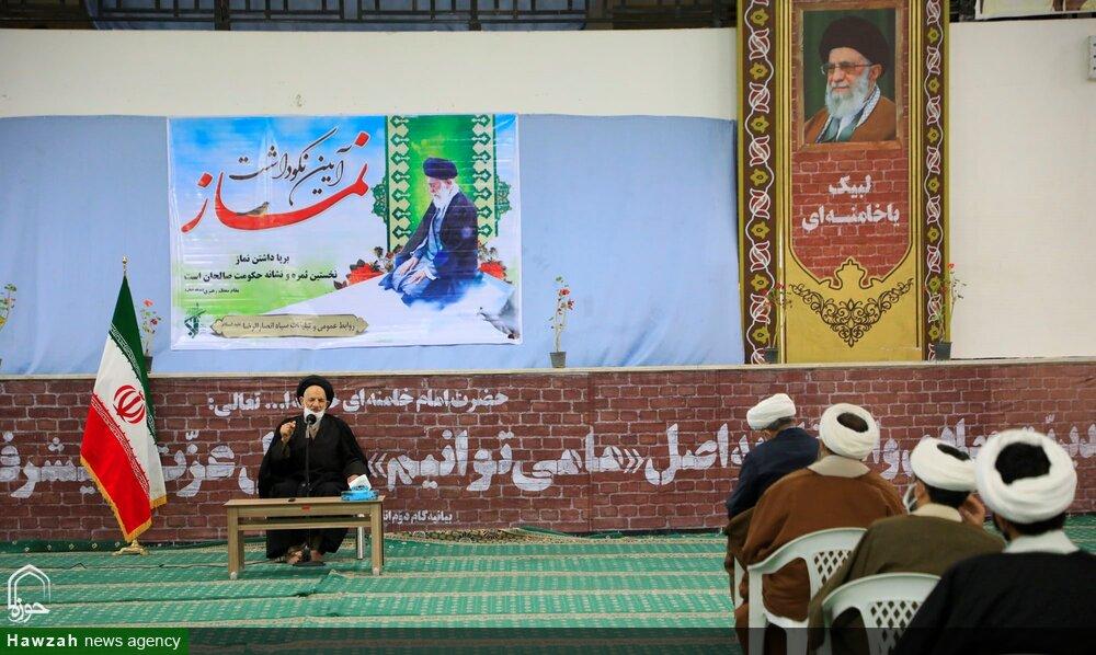 تصاویر/ دیدار نماینده ولی فقیه در خراسان جنوبی با فعالان امور مساجد