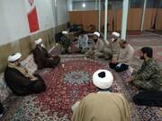 حضور به موقع طلاب جهادی در مناطق زلزله زده ستودنی است