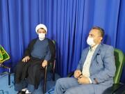 انتقاد امام جمعه دهدشت از وضع گلزار شهدا