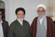 حجت الاسلام جوادی جانبازی فداکار و عالم بود