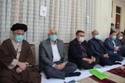 دفتر ستاد عتبات عالیات در شهر اقبالیه افتتاح شد