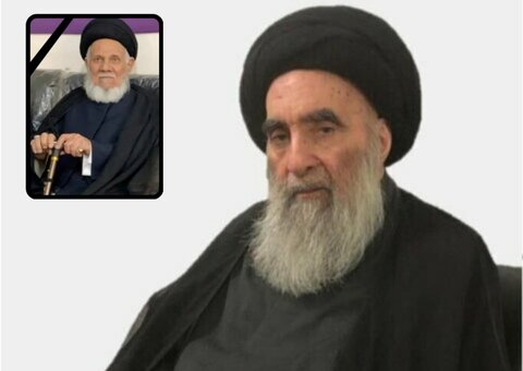 آیت اللہ سیستانی کے وکیل حجت الاسلام سید علی عبد الحکیم کا انتقال