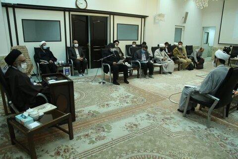 نشست شورای توسعه و ترویج فرهنگ قرآنی قم