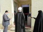 تصاویر/ افتتاح دو پروژه در حوزه علمیه خواهران استان یزد