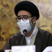 تبریک امام جمعه تبریز  به  رئیس جدید مرکز خدمات حوزه های علمیه