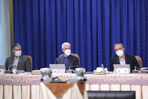 تصاویر/ نشست هیئت دولت به ریاست رئیس جمهور