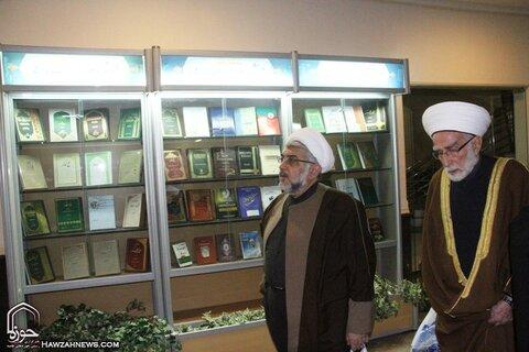 تصاویری از مرحوم شیخ احمد الزین رئیس تجمع علمای مسلمان لبنان