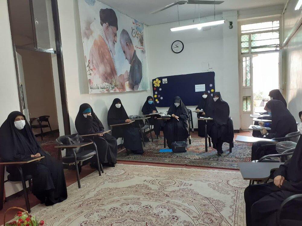 دومین جلسه هماندیشی جذب کیفی داوطلبین جدیدالورود به مدارس علمیه تشکیل شد