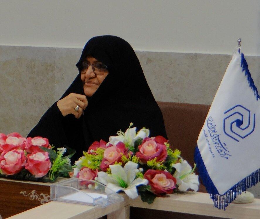 خواهران فاضله و عالمه در گام دوم انقلاب اسلامی مؤثر باشند