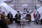 تصاویر / نشست هم اندیشی  ائمه جمعه استان آذربایجان شرقی
