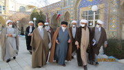 ظرفیت های رسانه ای حوزه و روحانیت استان مرکزی بررسی شد