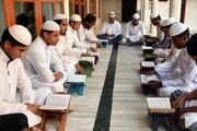मदरसों में रामायण और महाभारत पढ़ाने पर सरकार की व्याख्या