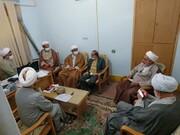 بازدید نمایندگان آیت الله اعرافی از مرکز تخصصی مهدویت