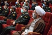 تصاویر/ شورای فرماندهی انتظامی گیلان با حضور نماینده ولی فقیه در استان
