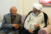 پیام تسلیت امام جمعه قزوین در پی درگذشت پدر شهیدان حاجی میری