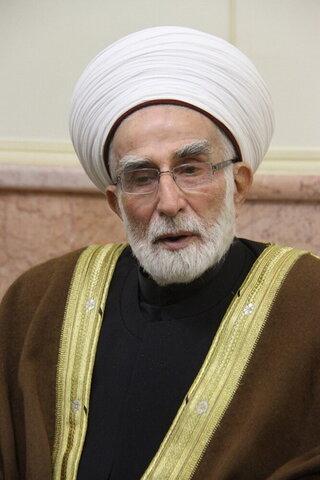 تقرير مصور عن الراحل الشيخ أحمد الزين رئيس تجمع علماء المسلمین في لبنان