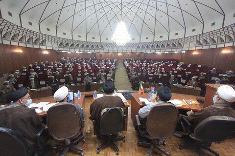 جلسه مجمع عمومی نمایندگان طلاب و فضلای حوزه علمیه قم