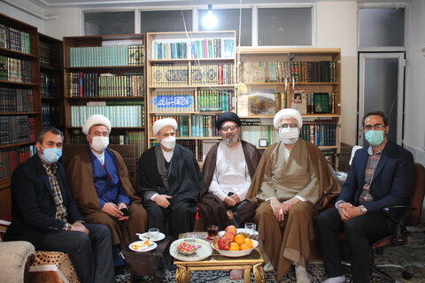 پیشکسوت حوزه علمیه قزوین