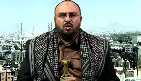 ابراهیم العبیدی عضو ارشد جنبش انصارالله یمن