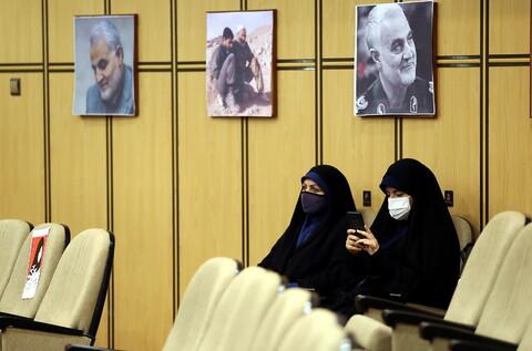 تصاویر/ اختتامیه ششمین جشنواره رسانه ای استان قم