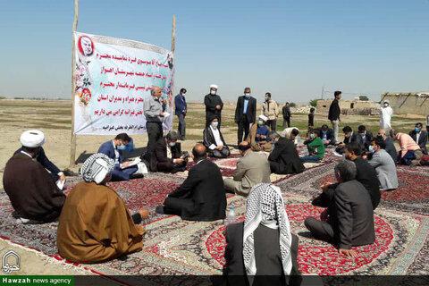 پیگیری امام جمعه اهواز برای حل مشکلات منطقه غیزانیه