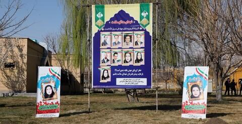 تصاویر/ غرس نهال توسط نماینده ولی فقیه در استان البرز به مناسبت روز درختکاری