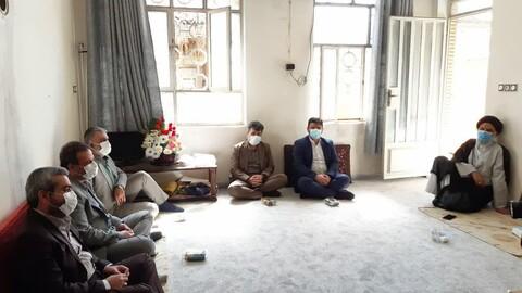تصاویر/ دیدار سرپرست شهرداری اهواز با نماینده ولی فقیه در خوزستان