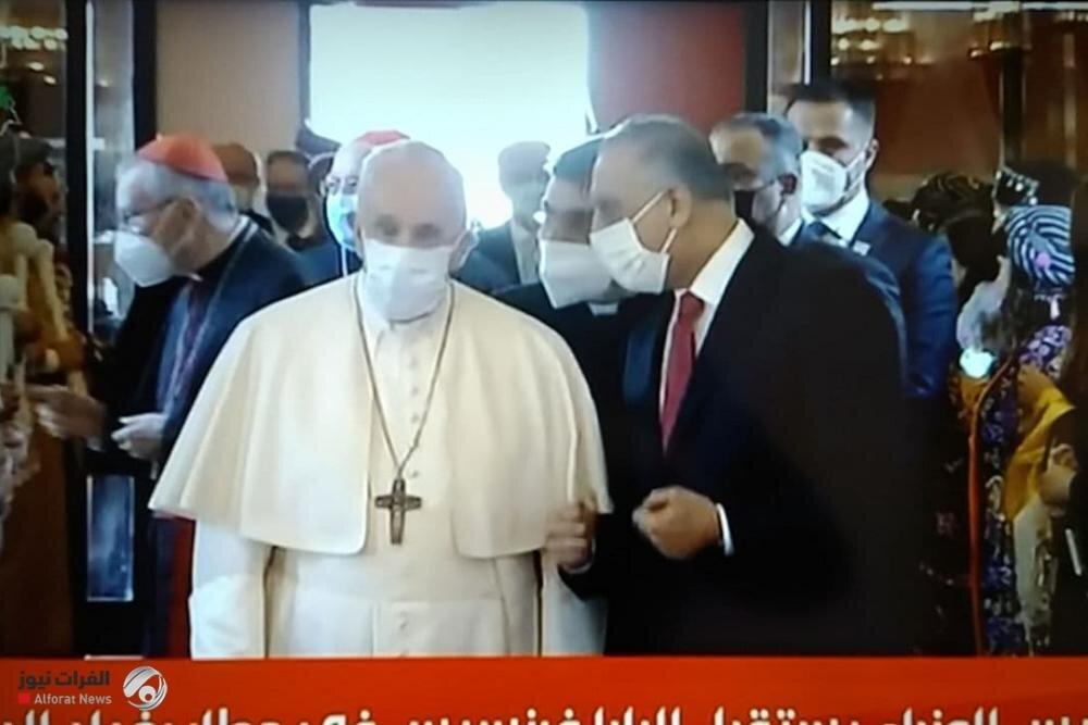 اهداف سفر پاپ از سفر به عراق و دیدار با مرجعیت نجف
