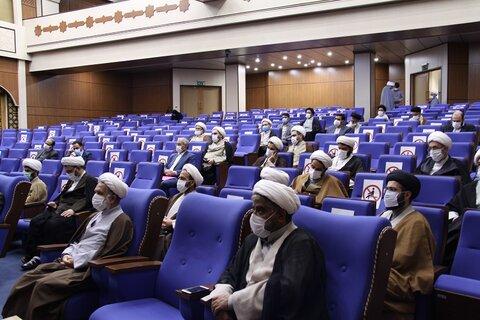 نشست مدیران استانی، مسئولان ساماندهی و معاونان مالی حوزههای علمیه خواهران