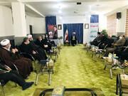 تصاویر/ نشست هیئتامنای ستاد بازسازی عتبات عالیات خراسان شمالی