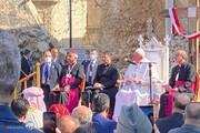 ابراز نگرانی پاپ فرانسیس از کاهش جمعیت مسیحیان در عراق