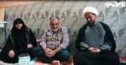 یکی از مسیحیان عراق مسلمان شد + فیلم