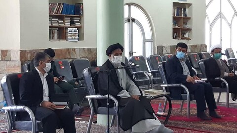 تصاویر/جلسه اعضای ماده ۲۰ قانون حمایت از آمران به معروف و ناهیان از منکر خوزستان
