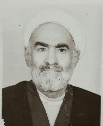 مرحوم حجت الاسلام اقا حسینی قزوین