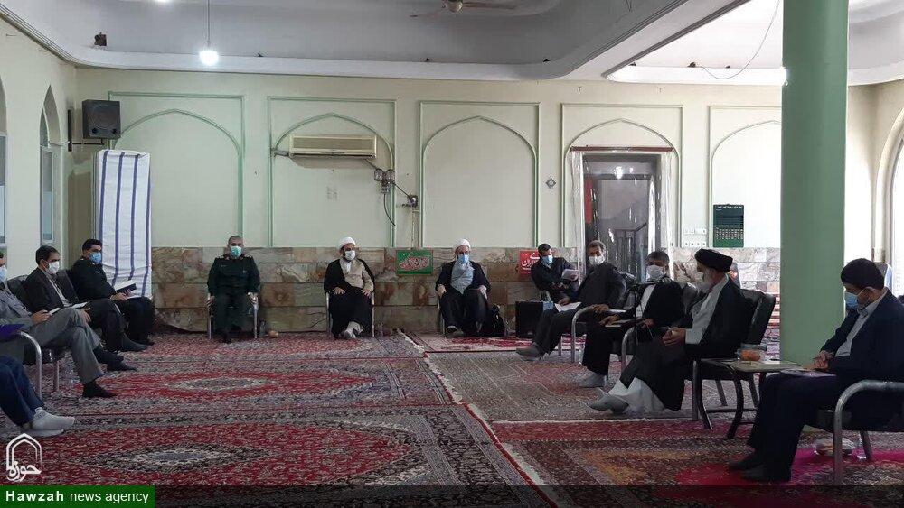 نشست اعضای ماده ۲۰ قانون حمایت از آمران به معروف و ناهیان از منکر خوزستان برگزار شد