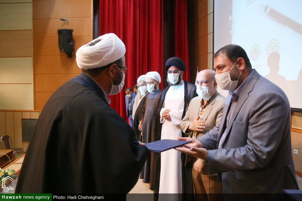 تصاویر / اختتامیه جشنواره ادبی رسانه ای ابوطالب (ع)