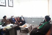 تصاویر/ بازدید مدیر حوزه علمیه کردستان از مدرسه سفیران خاتم الانبیاء (ص) سنندج